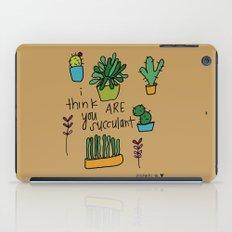 Plant Love. iPad Case