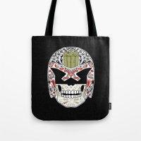 Day of the Dredd - Black Variant Tote Bag