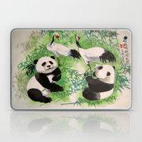 Bamboo Orchestra Laptop & iPad Skin