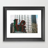 Philly Love [2] Framed Art Print