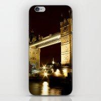 Tower Bridge, London, England iPhone & iPod Skin