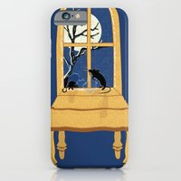 iPhone & iPod Case featuring Window Seat by Laura Brightwood