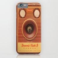 Vintage Box Brownie Came… iPhone 6 Slim Case