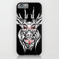 Mother nature deer iPhone 6 Slim Case