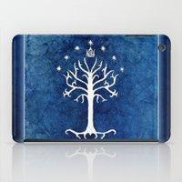 The White Tree iPad Case