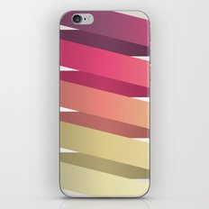 Colorful Ribbon iPhone & iPod Skin