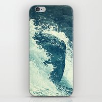 The Sea I. iPhone & iPod Skin