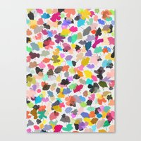 buttercups 3 Canvas Print