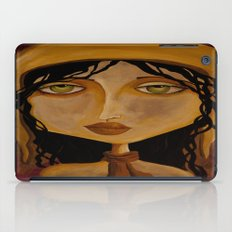 Pilot Girl iPad Case