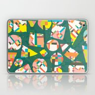 Laptop & iPad Skin featuring Schema 20 by C86 | Matt Lyon