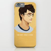 The Boy Who Lived iPhone 6 Slim Case