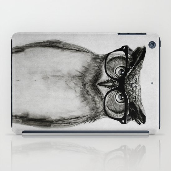 Mr. Owl iPad Case