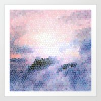 Mosaic Series °2 Art Print