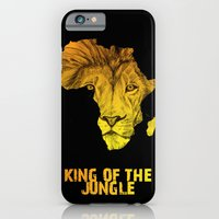 King Of The Jungle! iPhone 6 Slim Case