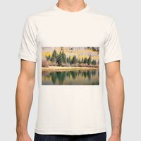 Enchiladas In The Trees … Mens Fitted Tee Natural SMALL