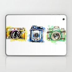 Vintage Cameras Laptop & iPad Skin