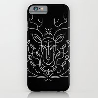 iPhone & iPod Case featuring Reindeer by Marco Recuero