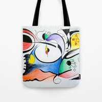 Aurora Boreal Tote Bag