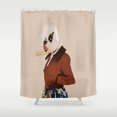 Polaroid N°37 Shower Curtain