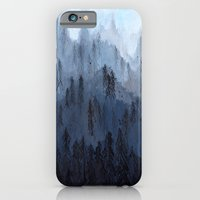 iPhone & iPod Case featuring Mists No. 3 by Prelude Posters