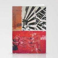 Pop/Curve Stationery Cards