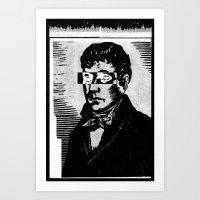 Hannibal Rex Art Print