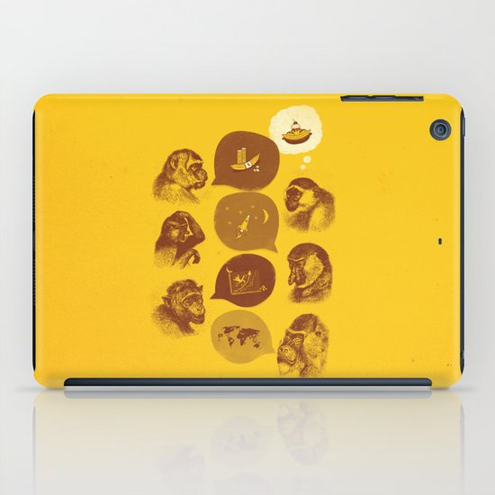 Bananaz iPad Case