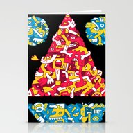Trip Top Trump Stationery Cards