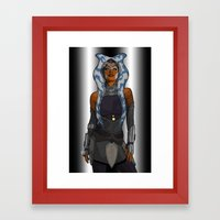 Tano Framed Art Print