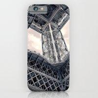 iPhone & iPod Case featuring Eiffel Steel by Ewan Arnolda