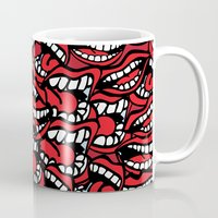 Chatty Pattern Mug