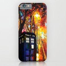 Tardis Full Color iPhone 6 Slim Case