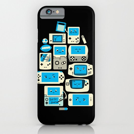 AXOR Heroes - Love For Handhelds iPhone & iPod Case