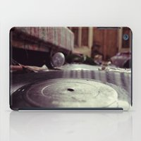vinyl carpet iPad Case
