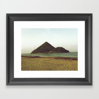 Sugarloaf Framed Art Print
