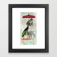 The Reaper Framed Art Print