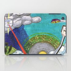 Music on the Horizon by Cap Blackard iPad Case