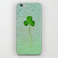You Must Be My Lucky Sta… iPhone & iPod Skin
