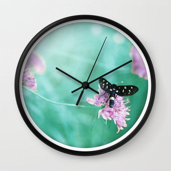 madame B. Wall Clock