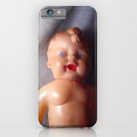 Suspicious Baby iPhone 6 Slim Case