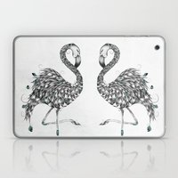 Poetic Flamingo Laptop & iPad Skin