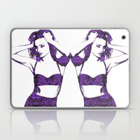 Miranda Kerr Laptop & iPad Skin