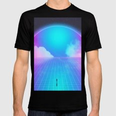 Worship 2030 Mens Fitted Tee Black SMALL