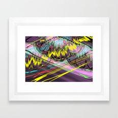 rocks II Framed Art Print