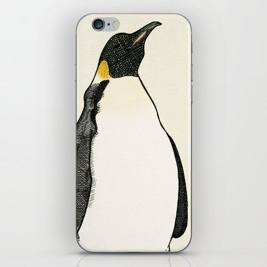 Emperor Penguin iPhone & iPod Skin