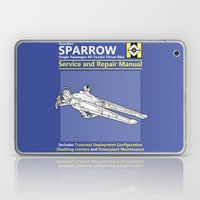 Sparrow Service And Repa… Laptop & iPad Skin