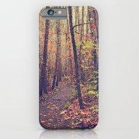 Fall Trail iPhone 6 Slim Case