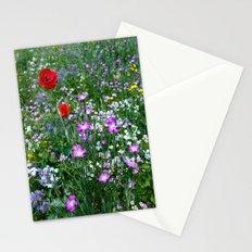 Wild Flower Meadow Stationery Cards