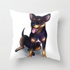 Aska Throw Pillow