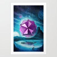 Expansion Volume V Poste… Art Print